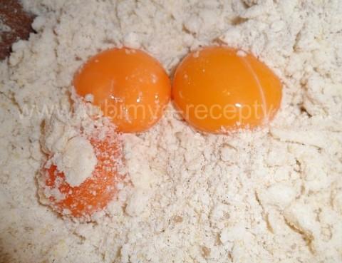 Рецепт творожного пирога 2