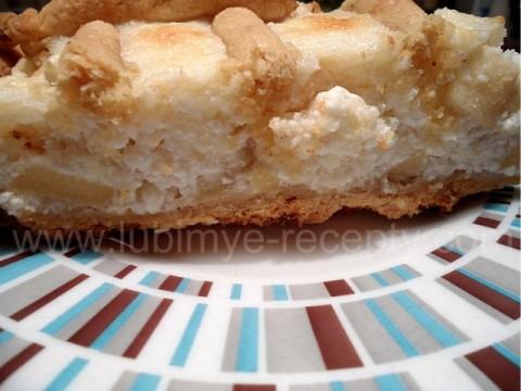 Рецепт творожного пирога 6
