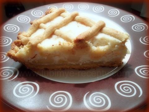 Рецепт творожного пирога 8