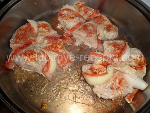 Венгерская кухня. Мясо быстро и вкусно 4