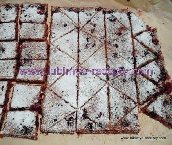 Пирог с ежевикой1