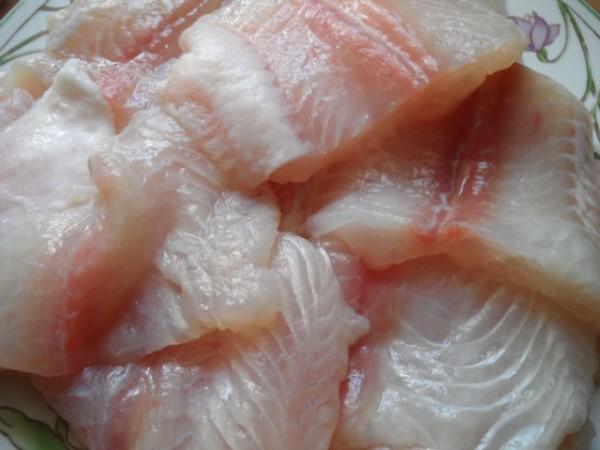 Рыба отварная по-особому