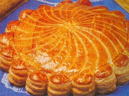 Рецепт французского пирога Pithiviers