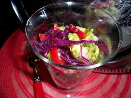 Витаминный салат 8