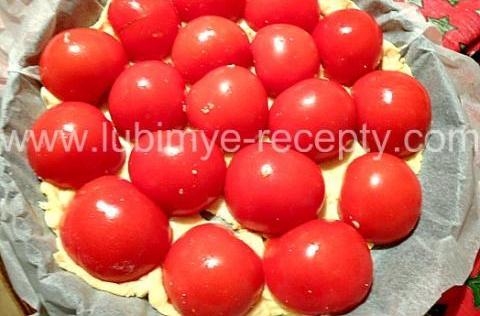 Запеканка с курицей и помидорами  12