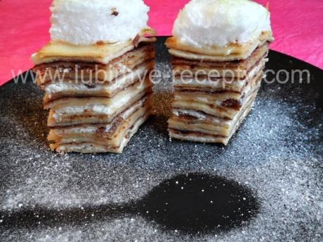 Блинно-творожный торт7