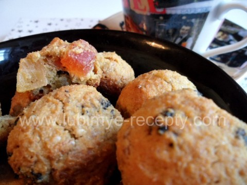 Кукурузное печенье 3