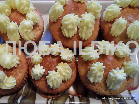 Пасхальные рецепты - кексы 4