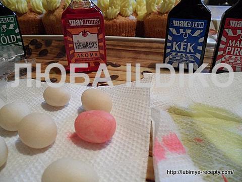 Пасхальные рецепты - кексы 5