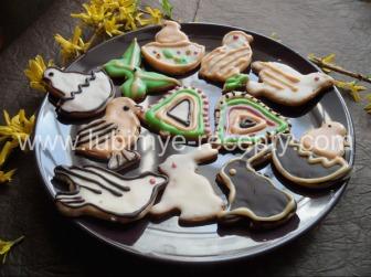 Печенье с рисунком 2