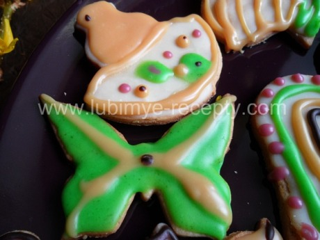 Печенье с рисунком 3