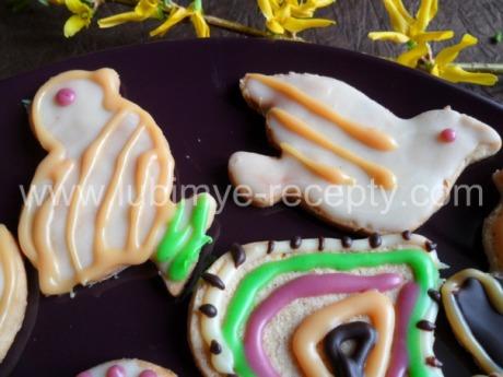 Печенье с рисунком 4