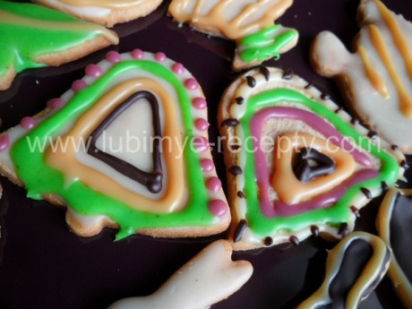 Печенье с рисунком 5