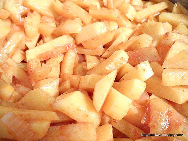 Паприкаш из картофеля1