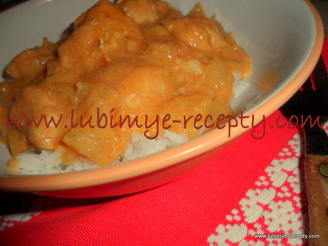 Рецепт паприкаша из курицы