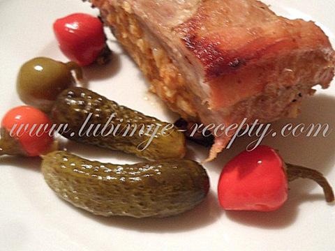 Венгерская кухня. Рецепт запечёных свиных рёбрышек с карманом 4