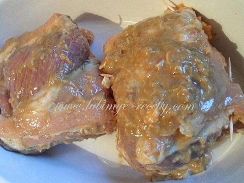 Венгерская кухня. Рецепт запечёных свиных рёбрышек с карманом 2