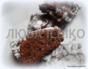 Печенье морковное постное 1