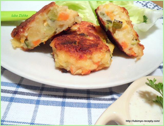 Овощные погачо (пирожки по-венгерски)