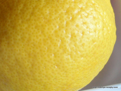 Лимонный ликёр 4