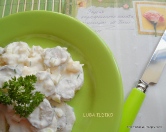 Немецкий картофельный салат3