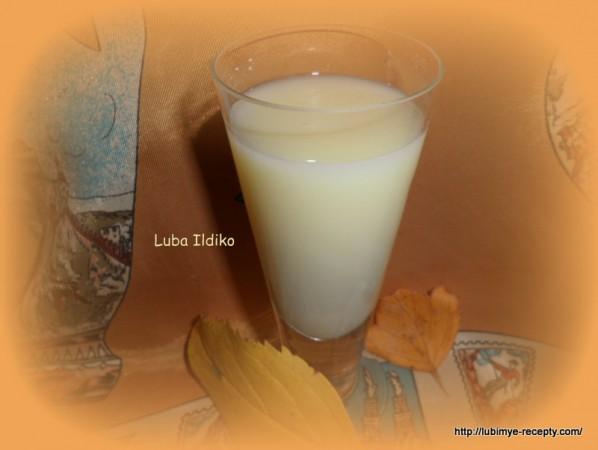 рецепт лимонного ликёра