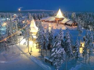 финляндия рождество