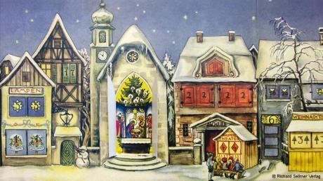 История праздника Рождество 1