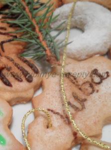 Рождественское ореховое печенье 10