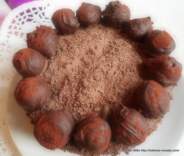 """Шоколадный торт """"Трюфель"""" (Truffle Cake)"""