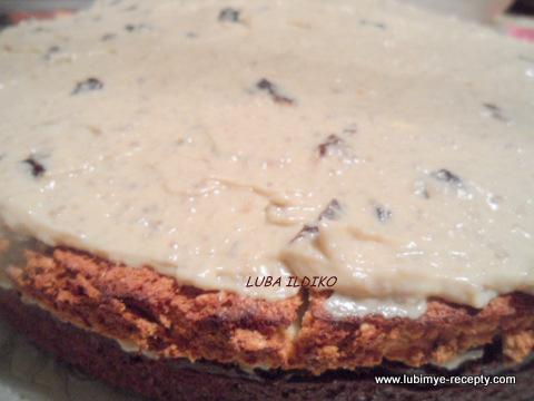 рецепт халвичного торта