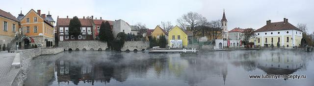 Венгрия.Таполца.Подземное озеро.