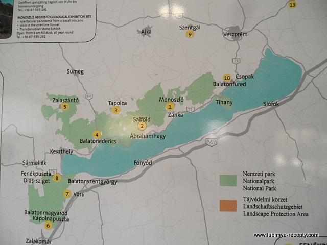 Венгрия.Таполца.Подземное озеро.балатон