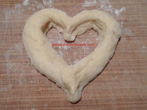 Булочки-сердечки 3