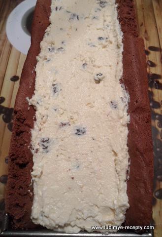 Торт в горошек 3