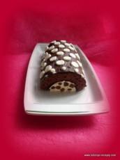 Торт в горошек 6