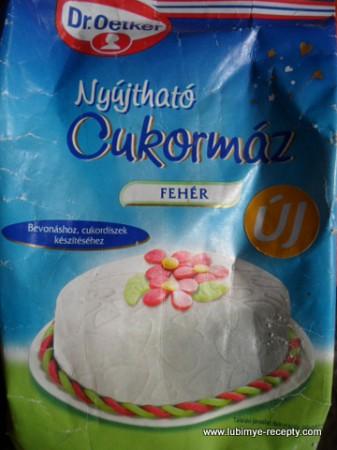 Торт в горошек 7
