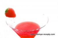 рецепт коктейля Россини с шампанским