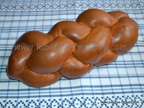 Пасхальная выпечка - венгерский калач 1