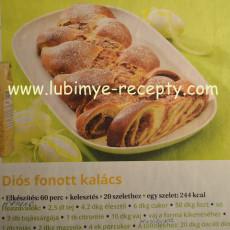 Пасхальная выпечка - венгерский калач 4