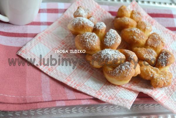 Венгерские пасхальные пончики
