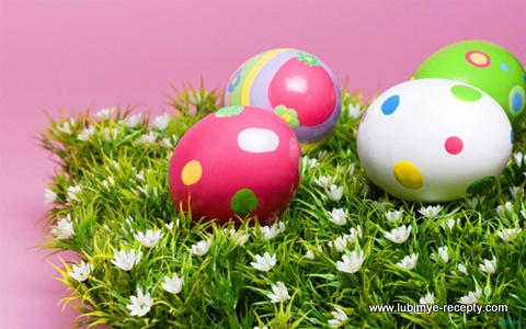 Идеи окрашивания яиц на Пасху
