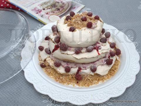 Рецепт торт безе