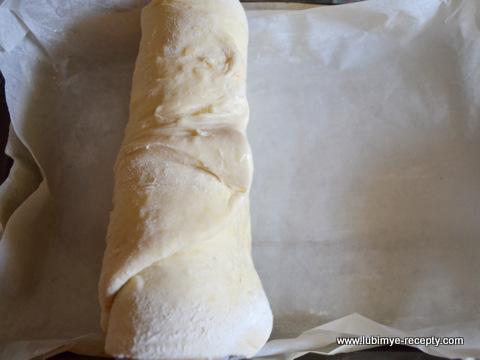 Итальянская фокачча с цуккини и картофелем 6