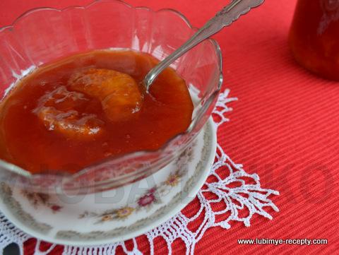 Варенье из красных помидоров 6