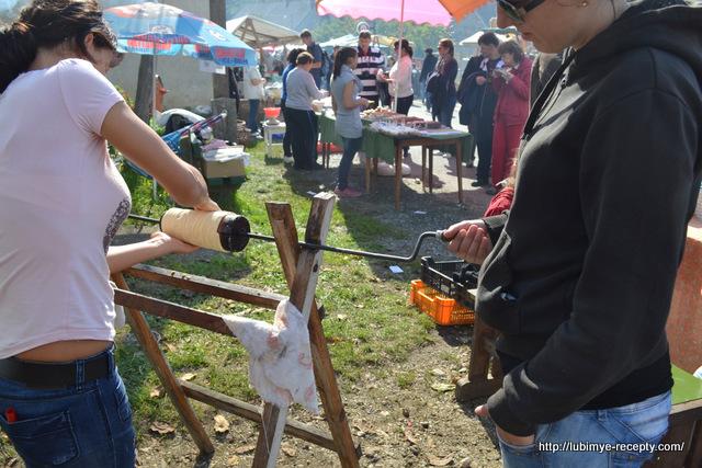 Фото Венгрии. Венгерский каштановый фестиваль 11