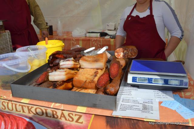 Фото Венгрии. Венгерский каштановый фестиваль 7