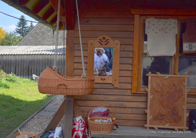 Foto Vengrii. Vengerskiy kashtanovyy festival' v oktyabre 2