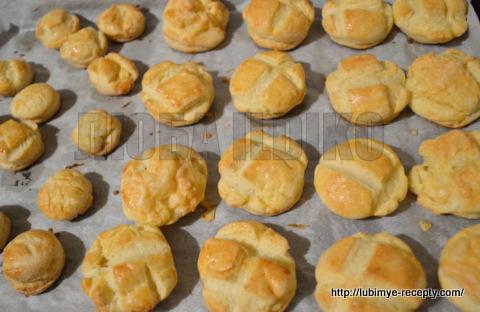 Блюда венгерской кухни - рецепт погача 10