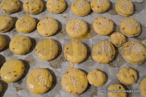 Блюда венгерской кухни - рецепт погача 11